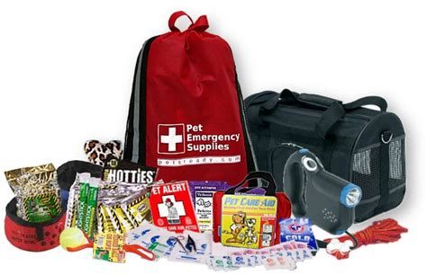 puppy vaccine kit create a pet emergency survival kit