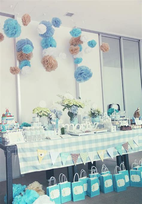 the house decorations for the babies first birthday party kara s party ideas peter rabbit themed 1st birthday party