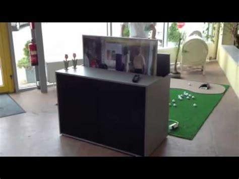 sideboard tv versenkbar tv schrank