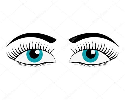 imagenes animadas ojos icono de ojos de dibujos animados mujer archivo im 225 genes