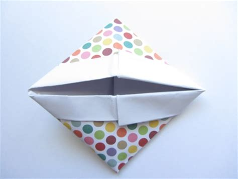 Origami Hats You Can Wear - origami jester s hat folding