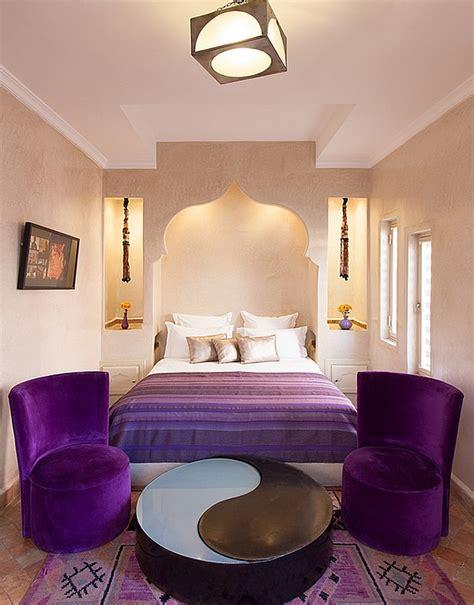 chambre style marocain 15 designs inspirants pour une chambre marocaine de r 234 ve