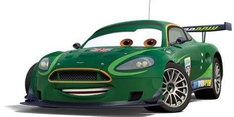 Disney Pixar Cars Littleton Wreck Buble nigel gearsley world of cars wiki