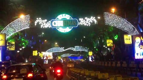 images of christmas in kolkata christmas and new year celebration in park street kolkata