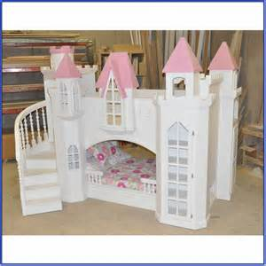 bunk beds for little girls castle bunk beds for girls home design ideas