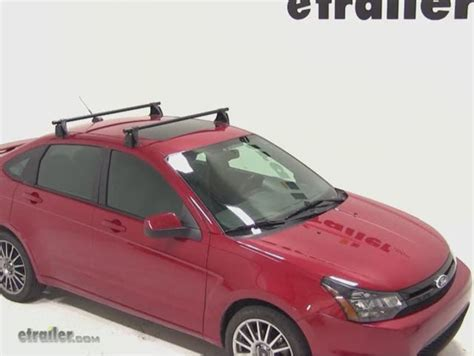 Ford Focus 2013 Roof Rack by Are Provided As A Guide Only Refer To Manufacturer