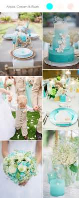 wedding colors for summer top 5 and summer wedding color ideas 2017