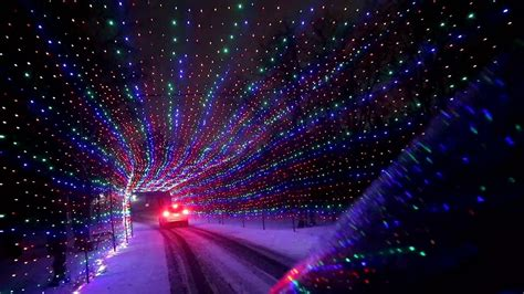 Gift Of Lights In Bingemans Kitchener Youtube Kitchener Lighting