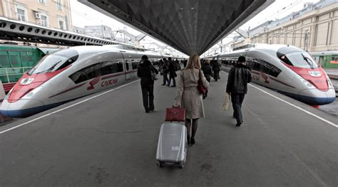 Italians eye interest in Moscow – Kazan high speed rail