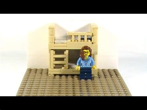 how to make a lego bed hey can you show me how to make that lego bunk bed youtube