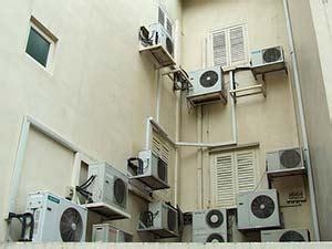patio interior medidas aire acondicionado en patio interior de comunidad