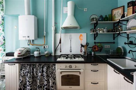 Shabby Chic Kitchen Design 100