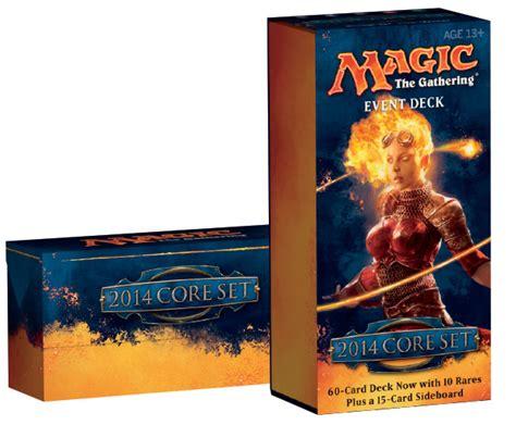 mtg event decks magic 2014 event deck decklist magic the gathering