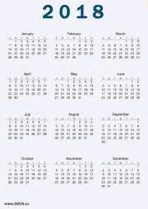 Calendar 2018 Design Free 2018 Calendar Printable Free Free Dzgn