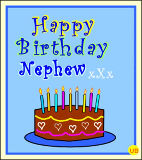 Free Happy Birthday Nephew Cards Free Singing Greeting Cards Nephew Nephew Birthday Cards