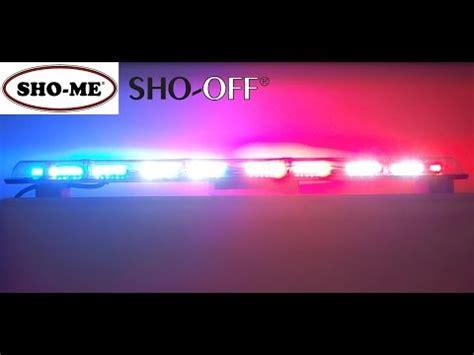 sho me led light bar the sho me sho led chameleon light bar able 2