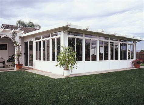 modular sunroom arizona enclosures  sunrooms