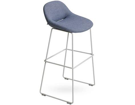 Beso Metal Leg Stool   hivemodern.com