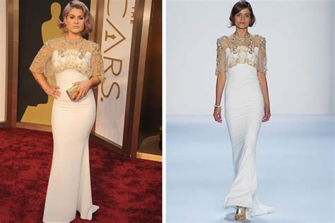 Catwalk To Carpet Osbourne In Luella Carpet Fashion Awards by The Best Dressed On The Oscar S Carpet