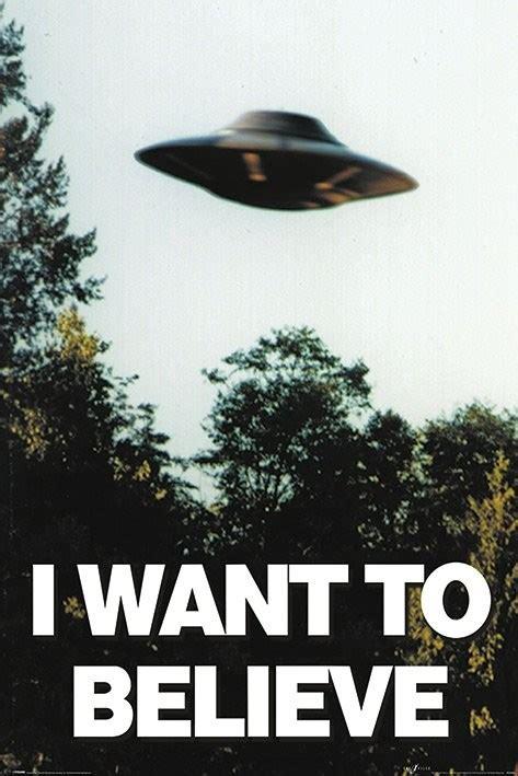 Plakat X Files the x files i want to believe plakat poster kj 248 p hos