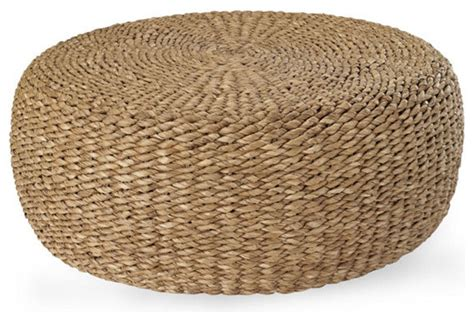 desert modern woven cocktail table eclectic coffee