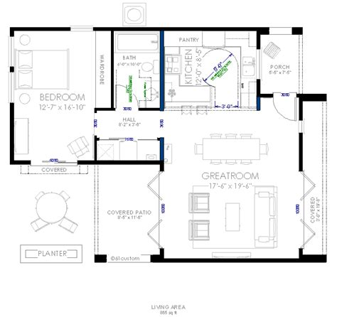 universal home design floor plans contemporary small house plan with universal design features