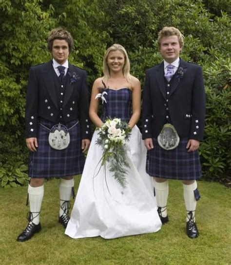 Wedding Kilt by Where To Wear Weddings Houston Kiltmakers