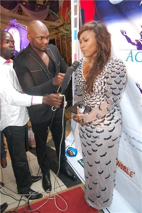 Dress Jumbo Susan Mustard Oo photos ini edo emem isong s i ll take my chances lagos premiere nigeria network