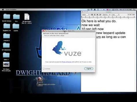 how to download and install vuze on a mac youtube