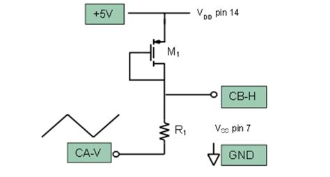 activity 3m the mos transistor connected as a diode analog devices wiki