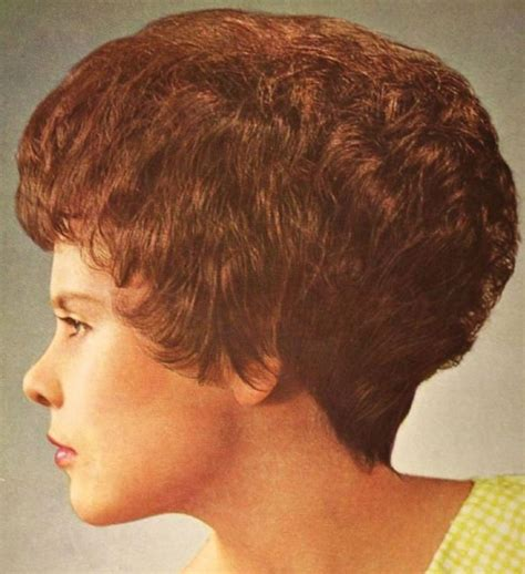 tapered wedge hairstyle 1000 images about short permed teased on pinterest