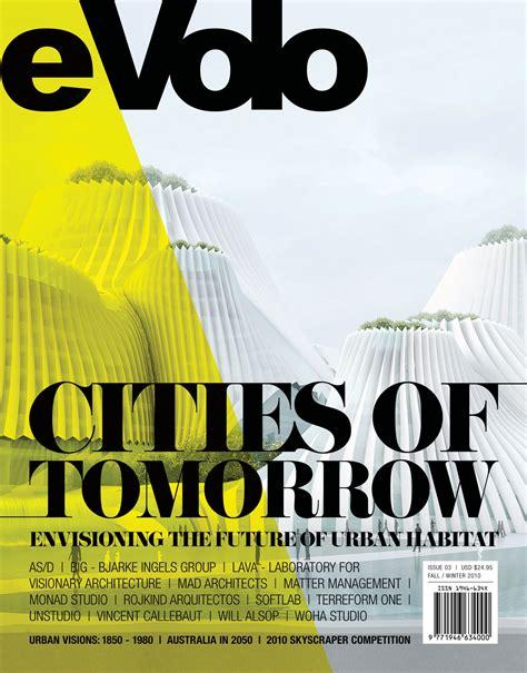 Architektur Magazin by Magazine Evolo Architecture Magazine