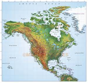 america strong relief map in illustrator cs format