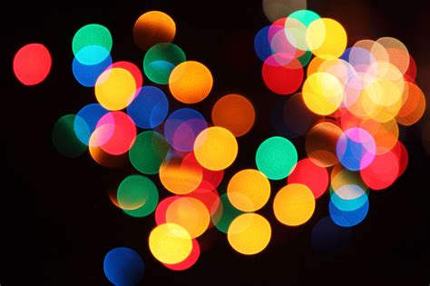 color picture lights free stock photo blurred colored lights 9201