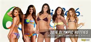Hottest female olympic athletes at the 2016 summer games in rio