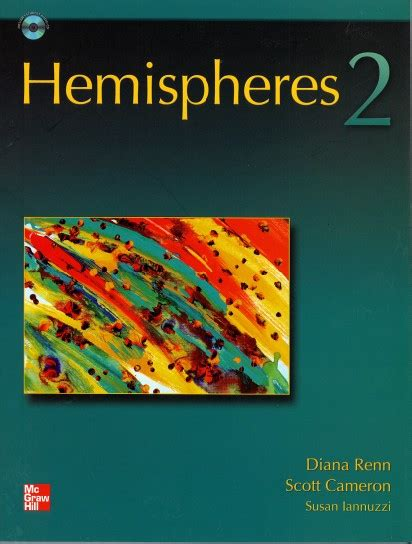 Cd Hemispheres hemispheres student book with cd level 2 by cameron mari vergo et al on eltbooks 20