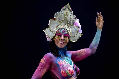 world bodypainting festival austria world bodypainting festival photos pictures from austria
