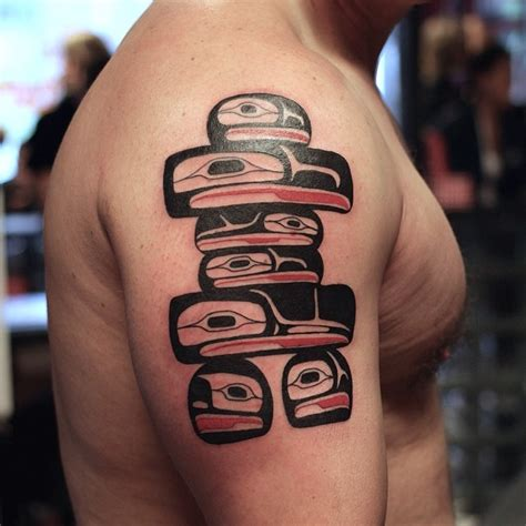inuit tattoos top traditional inuit designs images for