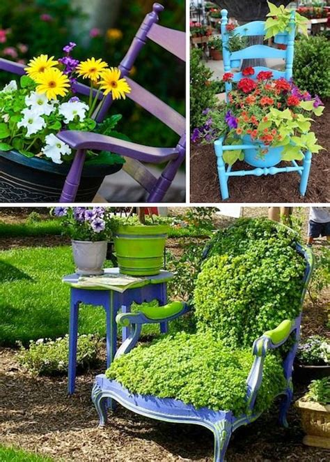 Garden Diy Ideas Creative Garden Container Ideas 18 Diy Home Creative Projects For Your Home