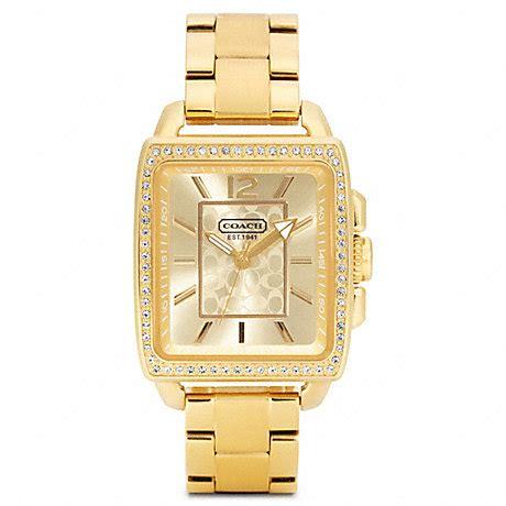 Ferrgmo Clutch 1006 boyfriend square gold plated bracelet w1006 coach accessories