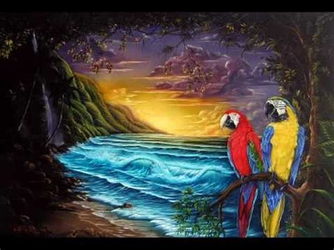 bob ross painting animals obras de animales 169 by