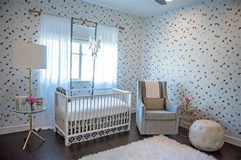 Basic White Crib 33 Baby Room Interior Decor And Design Ideas 18083