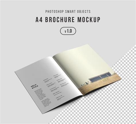 40 Best Catalog Brochure Psd Mockup Templates Designazure Com Mockup Templates For Photoshop