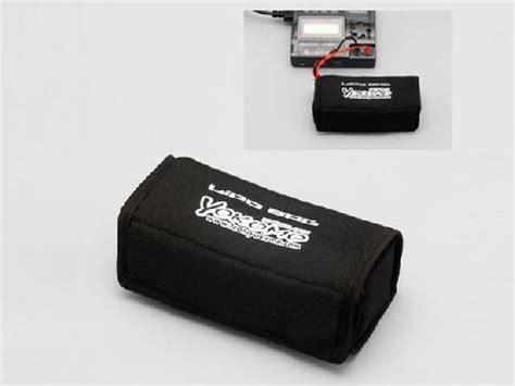 Yokomo Lipo Charger yokomo yb lsb lipo battery safety bag