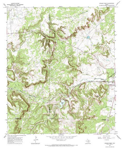 strawn texas map strawn west topographic map tx usgs topo 32098e5