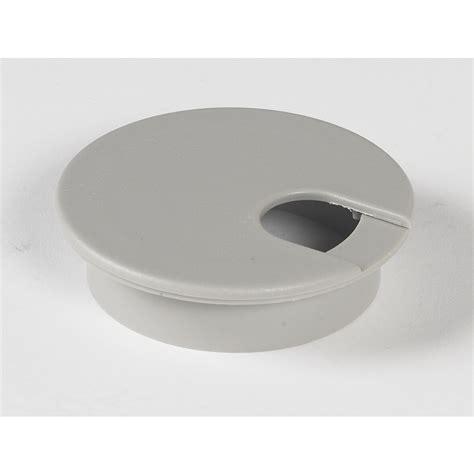 shop servalite 2 1 2 in plastic desk grommet at lowes