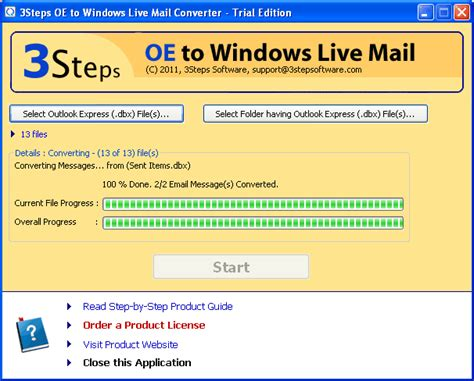 html format windows live mail oe mail log software free download