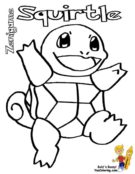 Pokemon Coloring Pages Yescoloring Com | fo real pokemon coloring pages bulbasaur nidorina