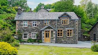 mill cottage luxury home in lake district