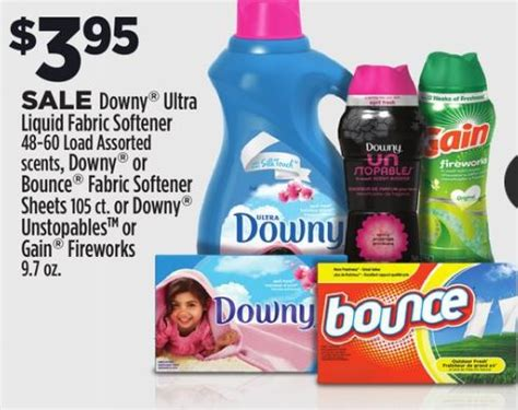 printable fabric softener coupons printable coupons and deals dg gain downy etc 03 02